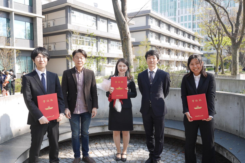 3/24/2021卒業式